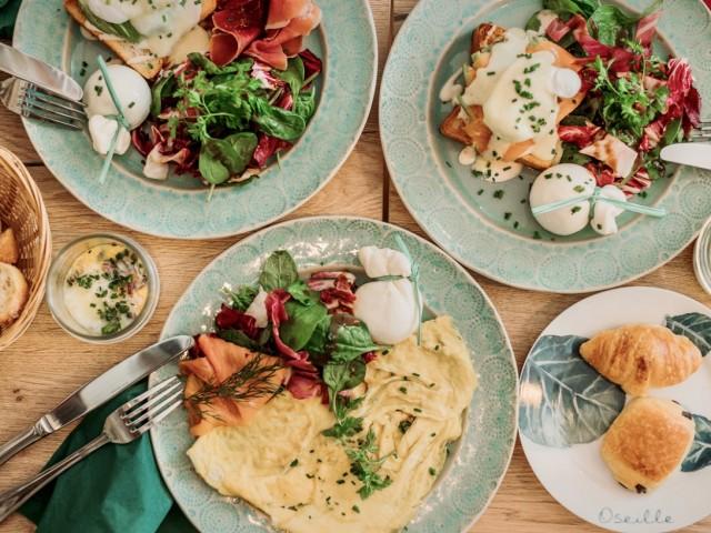 Cucina Eat Brunch rustique à Paris