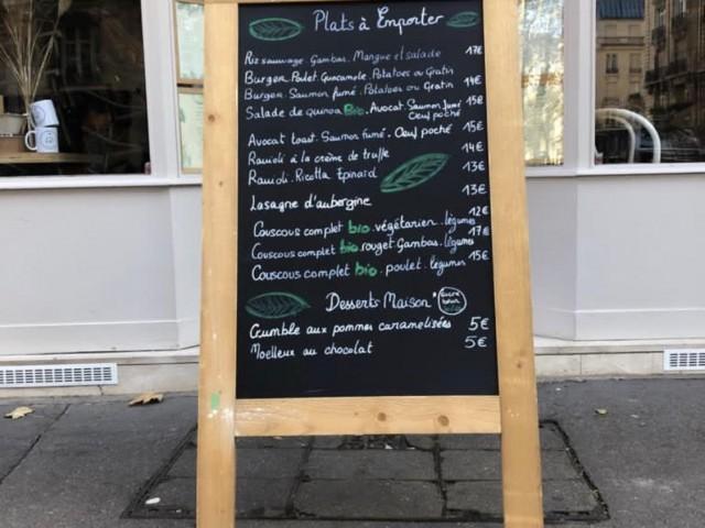 Cucina Eat Vente à emporter Paris 7ème - Plats du Click & Collect